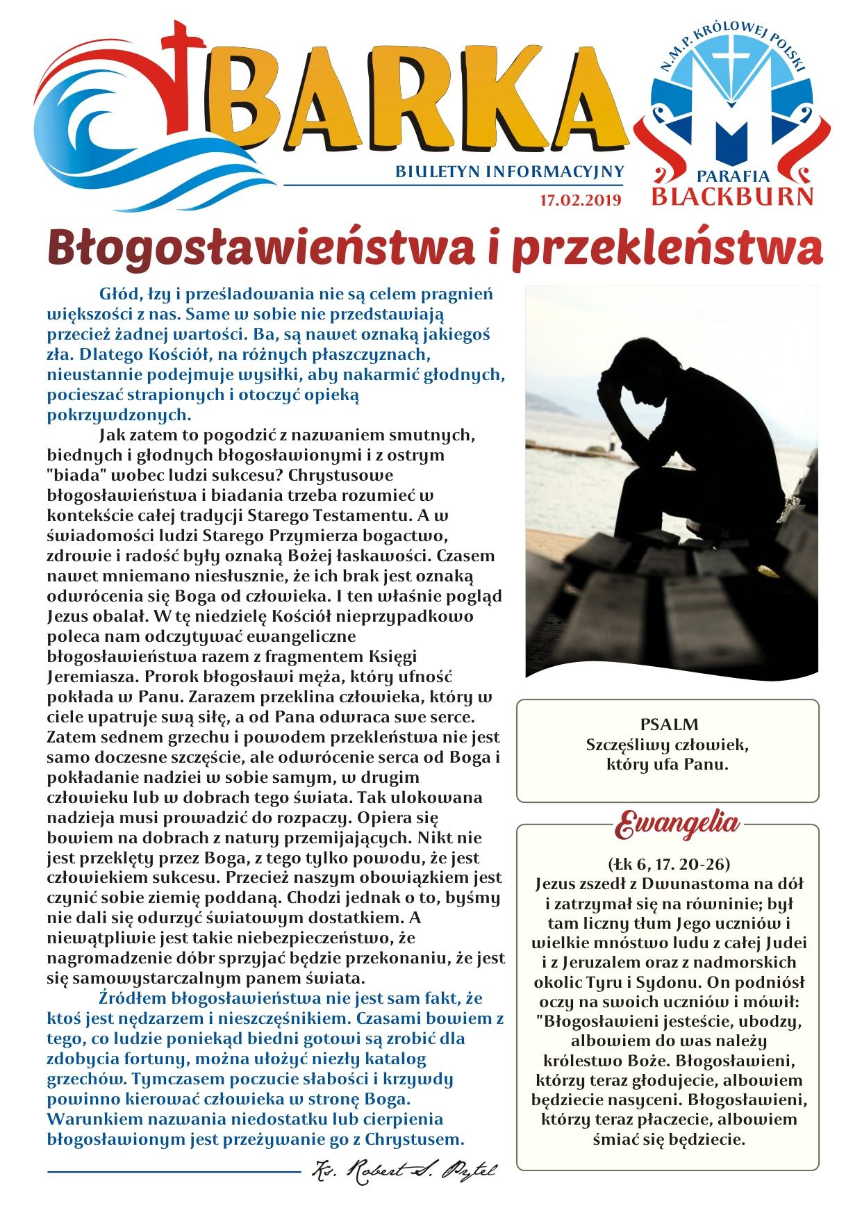 Biuletyn Informacyjny BARKA