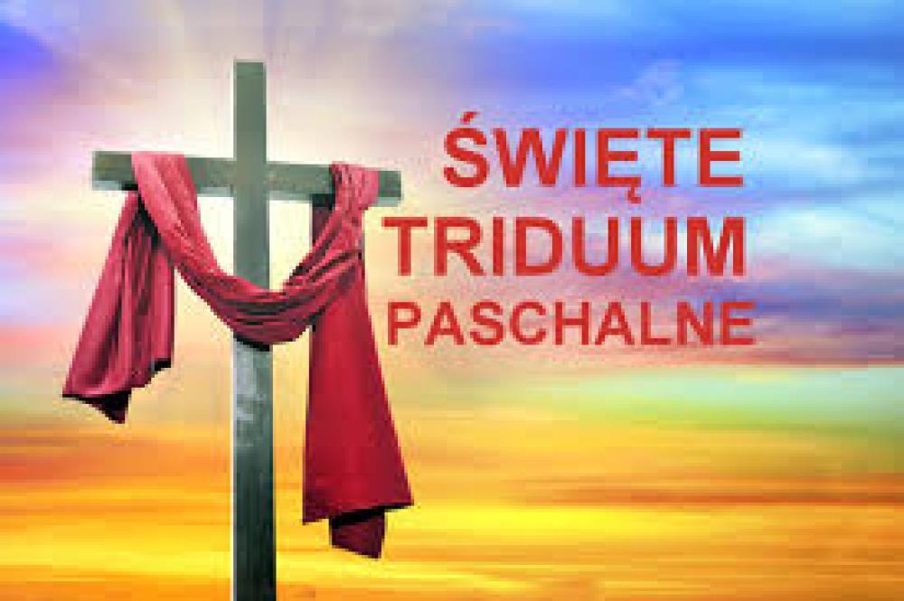 Czas nabrania sił – Triduum Paschalne