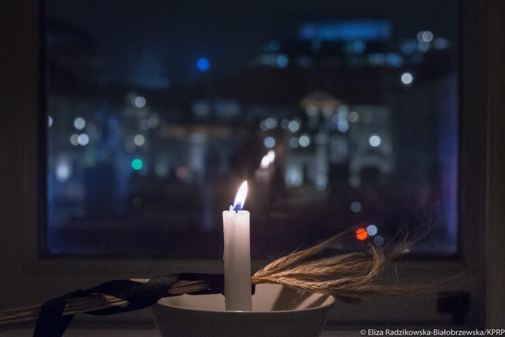 Światło nadziei dla świata