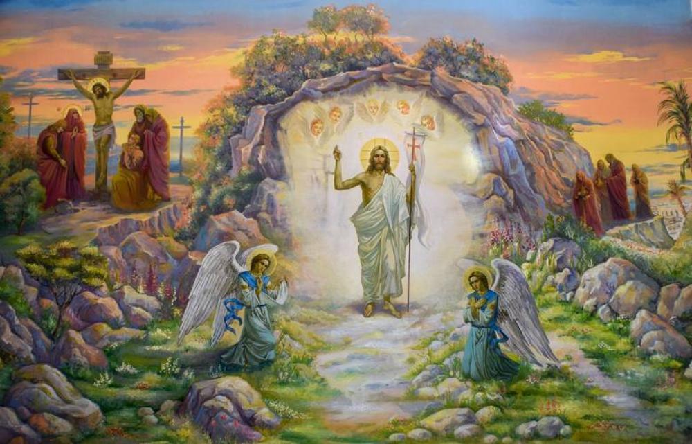 Życzenia Wielkanocne ks. Roberta