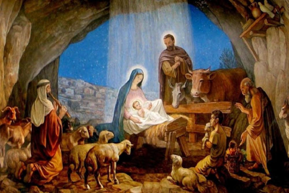 Porządek nabożeństw w okresie Świąt Bożego Narodzenia
