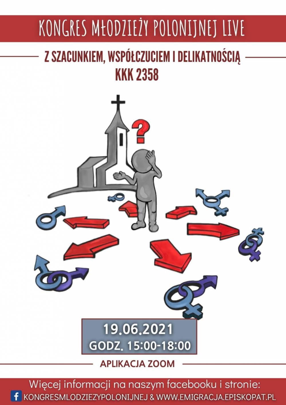 Kongres Młodzieży Polonijnej online, 19.06.21