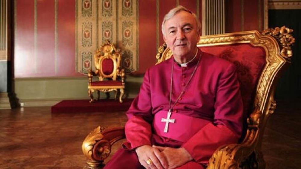 List Przewodniczącego i Zastępcy Przewodniczącego w imieniu Konferencji Biskupów