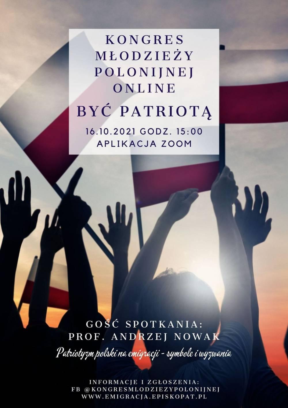 Kongres Młodzieży Polonijnej - ONLINE