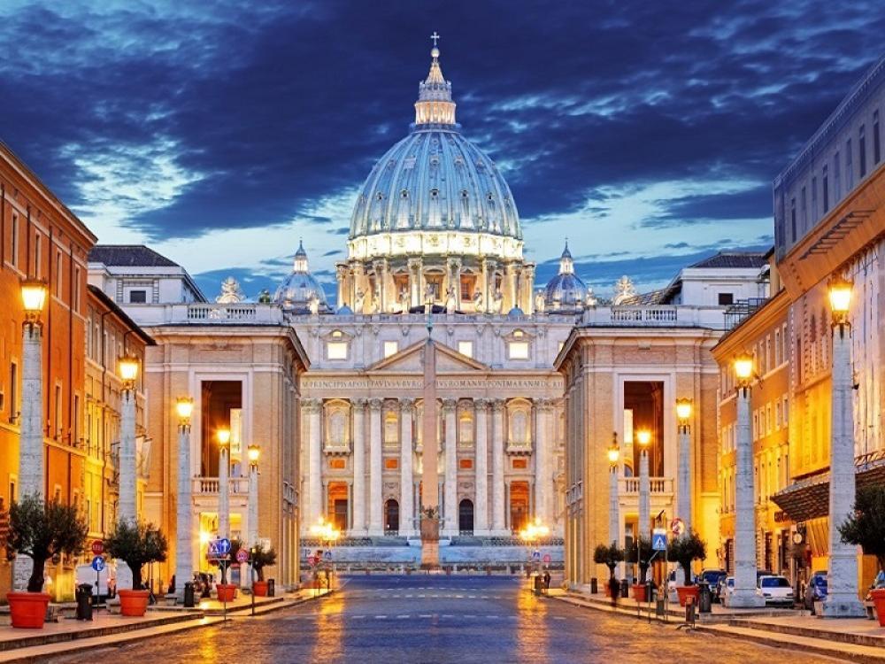Parafialna pielgrzymka do Rzymu Monte Cassino Sant'Angelo , San Giovanni Rotondo , Lanciano , Loreto i Padwy